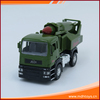 Pull back metal toy kids 1:32 diecast military vehicles with music