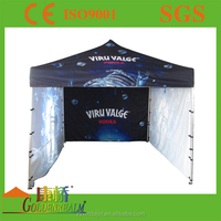 Outdoor pop up commercial folding canopy portable car parking tent