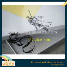 160g top quality PET clear inkjet polyester film for Epson printer