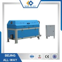 High quality Steel pipe/rebar adjusting and cutting machine
