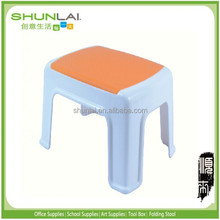 highheel feet plastic step stool,plastic chairs