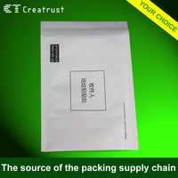 Cheap price mailing padded envelopes gold Yellow kraft bubble Mailers