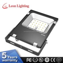 IP65 RGB Color Changing Outdoor 20w LED Flood Light Fixture