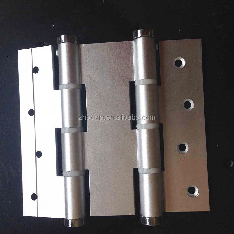 4 inch double action hinges for wooden door