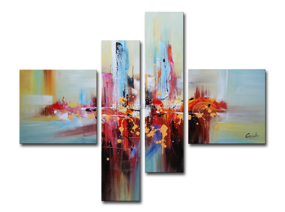 Home Decoration Modern Art Abstract Painting