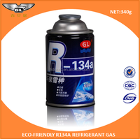 Eco-friendly refrigerant gas r134a r12 replacement (R134a gas)