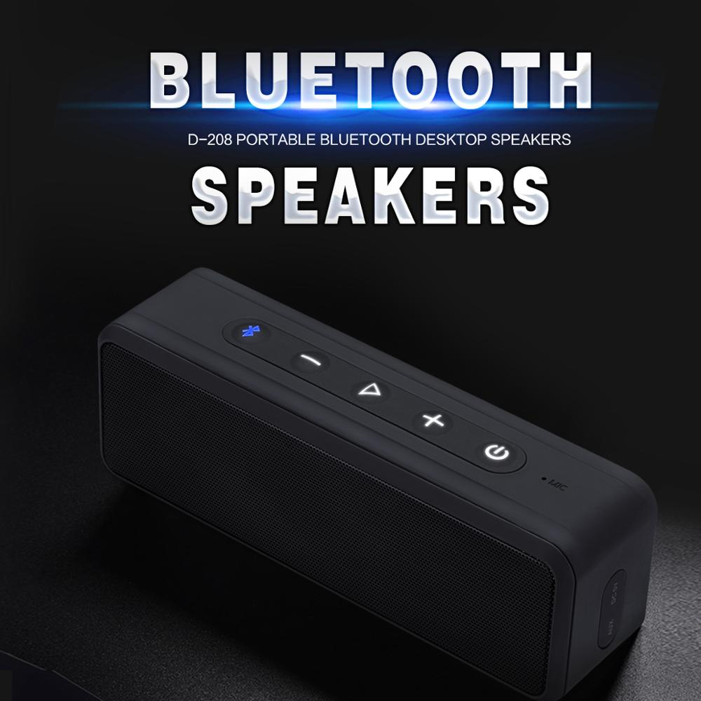 Draadloze Bluetooth Speaker 10 W Subwoofers Waterbestendig Stofdicht Draagbare Bluetooth Speaker