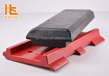 TRACK SHOE MANUFACTURER WITH RUBBER PAD P/N4617400020