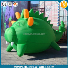 Free Design Giant Inflatable Cartoon Characters Lovely Pig