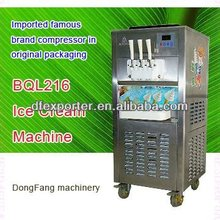 ice cream machines and soft serve machines BingZhiLe216 icecream equipment