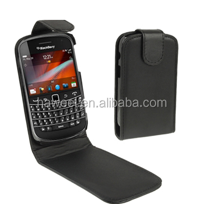 Leather Case for BlackBerry 9900