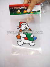 christmas window shop sticker snowman sticker christmas snowman fridge sticker