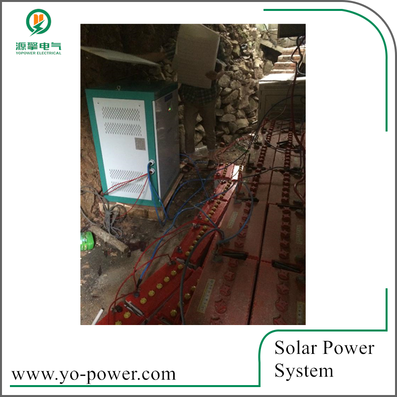 Yo power energy saving 4kw complete solar generator