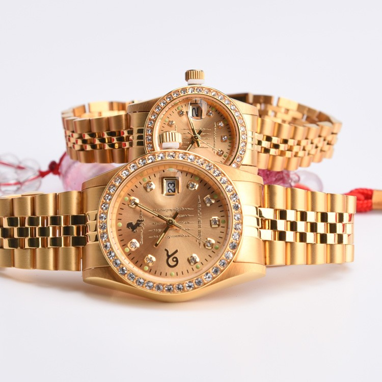 Brand your own watches roles watches men gold luxury