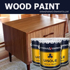 Transparent Polyurethane Wood Paint For MDF Veneer furniture