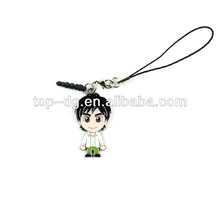 2013 newest cell phone charm string and strap