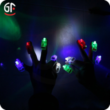 Christmas Party Decorations 2017 Color Changing Led Finger Light Light Up Your Life