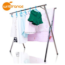 New Design X Folding Hanging Clothes Rack