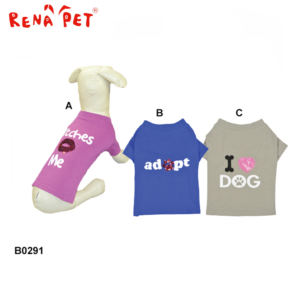China Largest factory made winter wholesale designer luxury top paw dog clothes