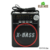 EL-HN4423UAT Chinese AM FM SW radio receiver with usb input for home or outdoor