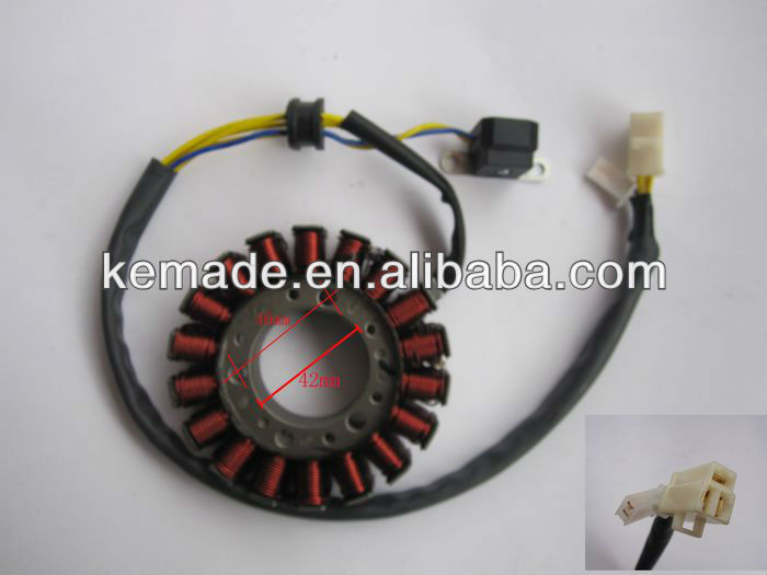 YP250 Moped Scooter Magneto Stator Coil 250cc Linhai Yamah Water Cooled Engine