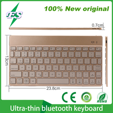 Perfect for IOS and Android systems Smartphone application mini bluetooth keyboard