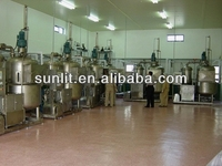apple fruits chips processing machine