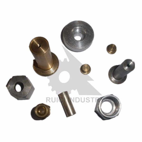 OEM stainless steel/brass/aluminum precision CNC machining parts