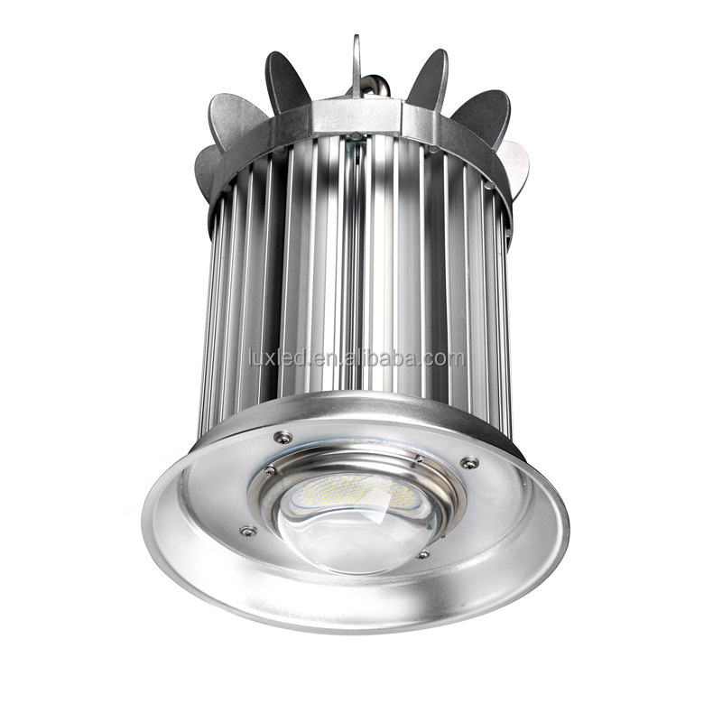CE 5 year warranty 230v 240v commercial  led high bay light 100w
