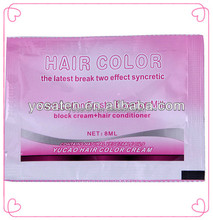 Hair dye types natural hair color free sample hair dyes wholesale cheap chinese supplie