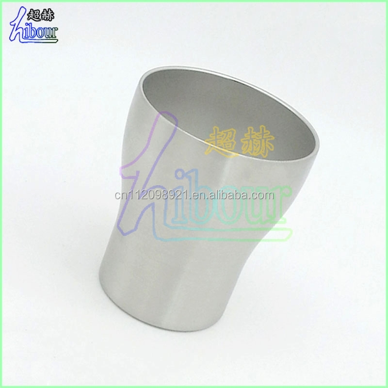 2016 newest style food grade 304 stainless steel vacuum beer cup single/double wall mini water tumler