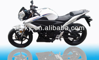 Export China Motorcycle 250cc, enduro motorcycle