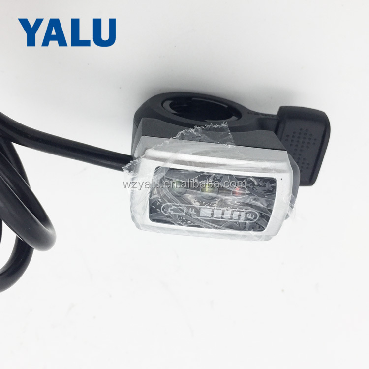 Wuxing 36V Usa Electric Trolley Thumb Throttle