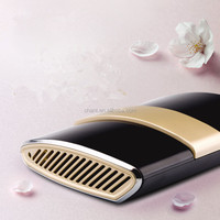 Luxury gift vehicle power supply HEPA filter car air cleaner with removing formaldehyde PM2.5 haze passive smoking function