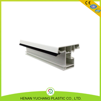Factory Directly Cheap PVC Profile Window Price