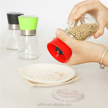 High Quality Pepper Mill Bottle /Spice Mill /Glass Spice Grinder