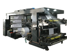 Hot Sale 4 Colour Printer BOPP Film Label Printing Machine And PVC Film Printing Press With Cheap Price Flexo Printing Press