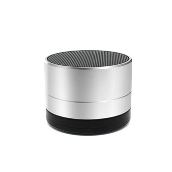 Low Cost Silver Bluetooth Speaker With Best Sound With Best Bass