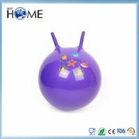custom 70 cm hopper ball for exercise and gym