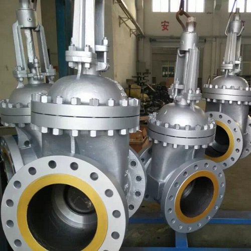 PN10 /16 Metal Seated Gate Valve
