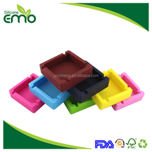 FDA, SGS, FSC Approval Silicone Outdoor Ashtray Stand