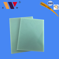 light green fr4 epoxy glass sheet natural color