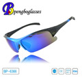 Fashion Sky blue summer cycling sunglasses