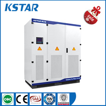 kstar 630kw bi-directional solar inverter, dc ac pure sine wave inverter with mppt charger, CE TUV