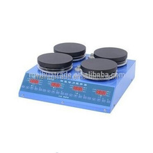 Multi-Position Magnetic Stirrer with Hot Plate for Laboratory Chemicals