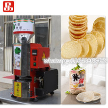 korean rice crackers cake machine /a machine for the production of rice cakes