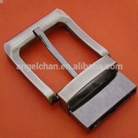 R-0753-77 Manufacturer promotional 35mm nickle free custom metal belt buckles with cheap price