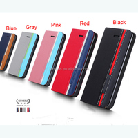 Customized Flip Wallet Phone Case Cover for LG G4