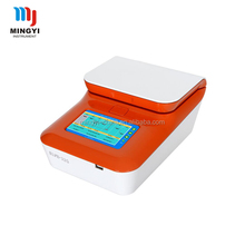 3kg only portable pcr machine with 32*0.2ml samples