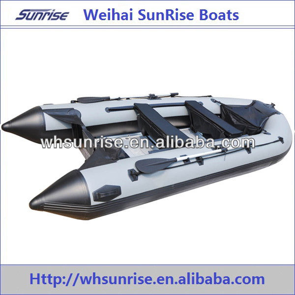 360 PVC Emergency Inflatable Boat
